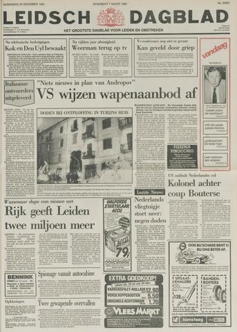 Leidsch Dagblad 1982-12-22