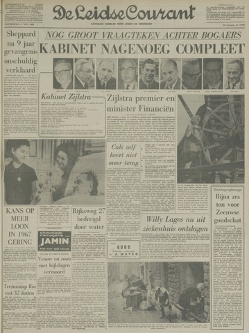 Leidse Courant 1966-11-17