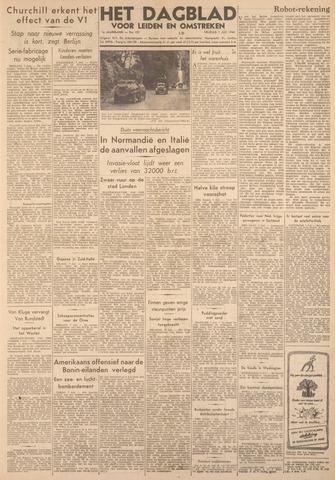 Dagblad voor Leiden en Omstreken 1944-07-07