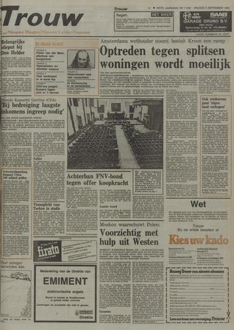 Nieuwe Leidsche Courant 1980-09-05