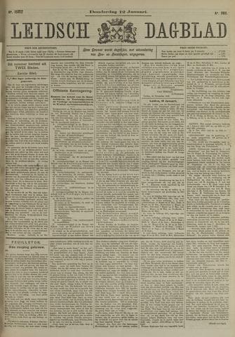 Leidsch Dagblad 1911-01-12