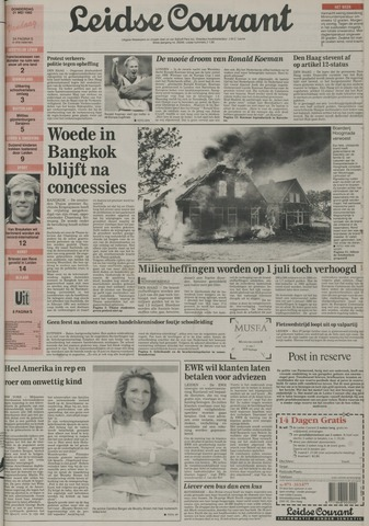 Leidse Courant 1992-05-21