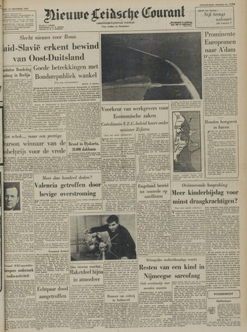 Nieuwe Leidsche Courant 1957-10-15