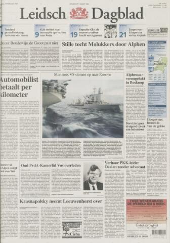 Leidsch Dagblad 1999-02-19