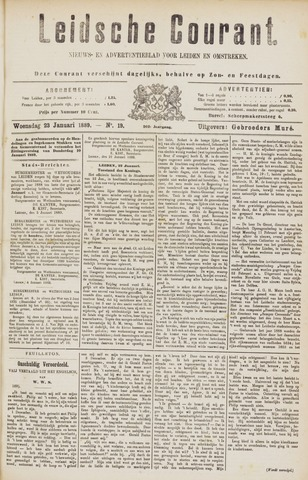 Leydse Courant 1889-01-23