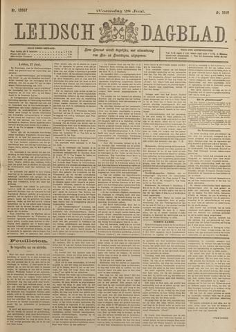 Leidsch Dagblad 1899-06-28