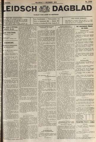 Leidsch Dagblad 1932-12-05