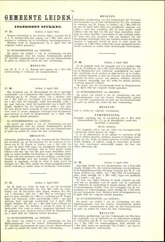 Handelingen van de Raad 1943-04-02