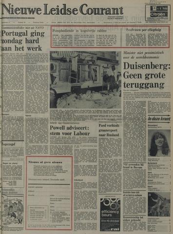 Nieuwe Leidsche Courant 1974-10-07