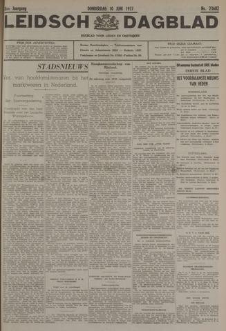 Leidsch Dagblad 1937-06-10