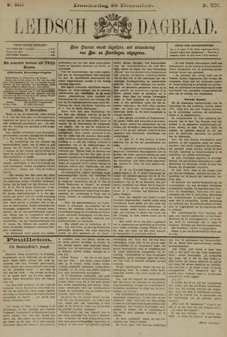 Leidsch Dagblad 1890-12-18