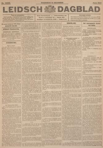 Leidsch Dagblad 1923-12-12