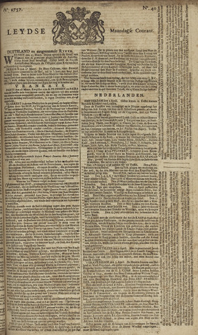 Leydse Courant 1757-04-04