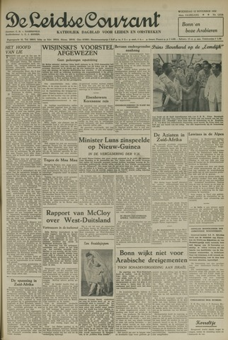 Leidse Courant 1952-11-12