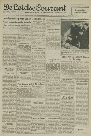 Leidse Courant 1951-09-10