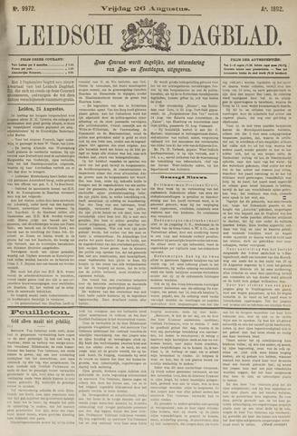 Leidsch Dagblad 1892-08-26