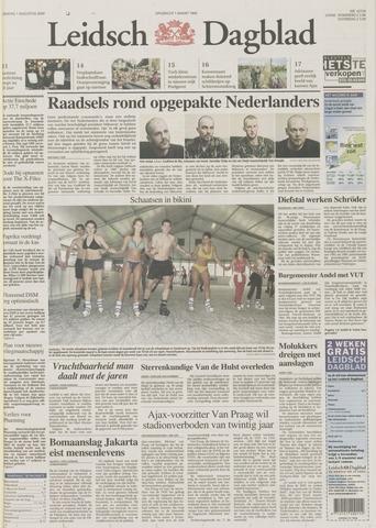 Leidsch Dagblad 2000-08-01