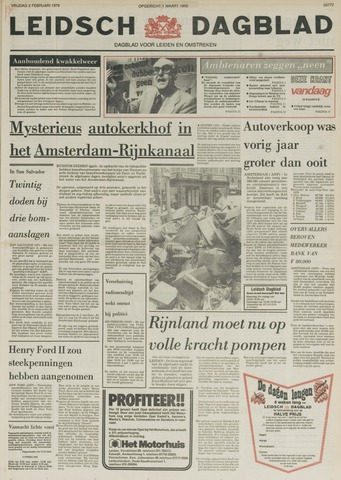 Leidsch Dagblad 1979-02-02