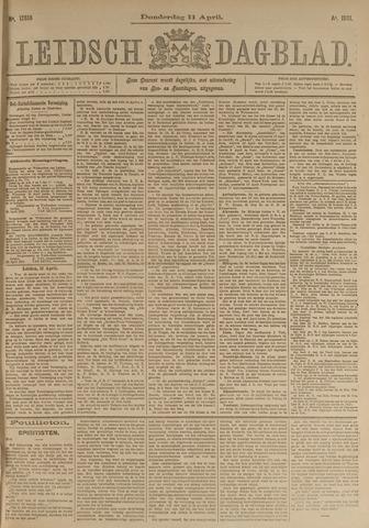 Leidsch Dagblad 1901-04-11