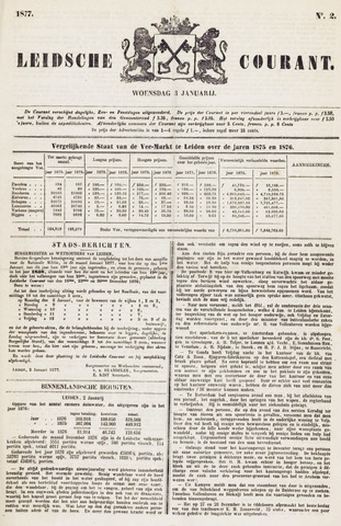 Leydse Courant 1877-01-03