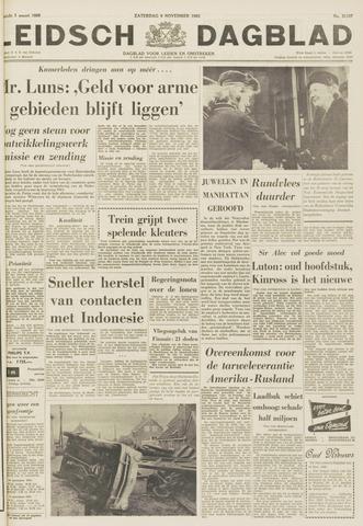 Leidsch Dagblad 1963-11-09