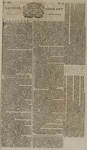 Leydse Courant 1805-04-26