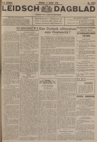 Leidsch Dagblad 1938-03-11