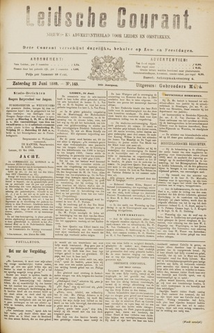 Leydse Courant 1889-06-22