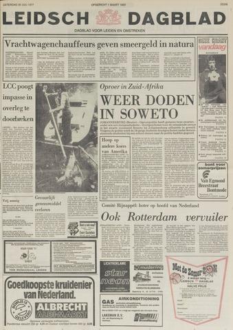 Leidsch Dagblad 1977-07-30