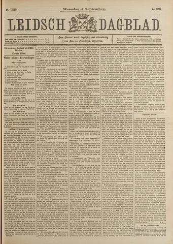 Leidsch Dagblad 1899-09-04