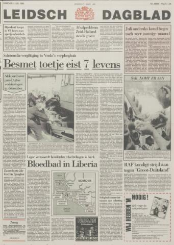 Leidsch Dagblad 1990-07-31