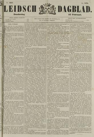 Leidsch Dagblad 1870-02-10