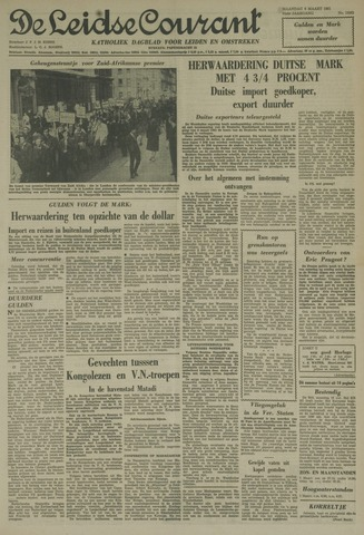 Leidse Courant 1961-03-06
