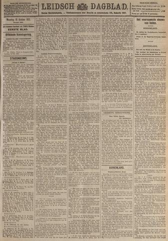 Leidsch Dagblad 1921-10-10