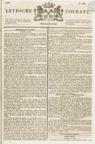Leydse Courant 1860-07-27