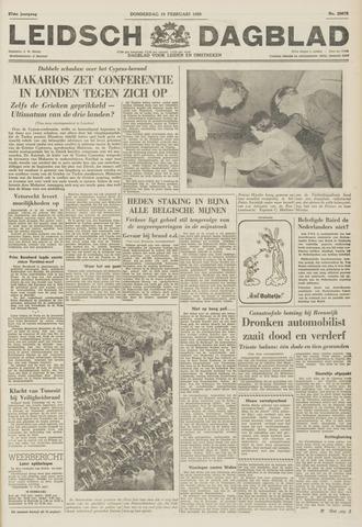 Leidsch Dagblad 1959-02-19
