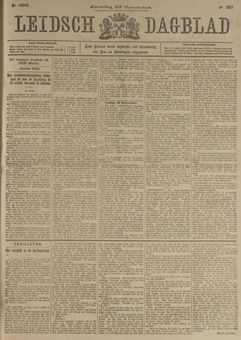 Leidsch Dagblad 1907-11-16