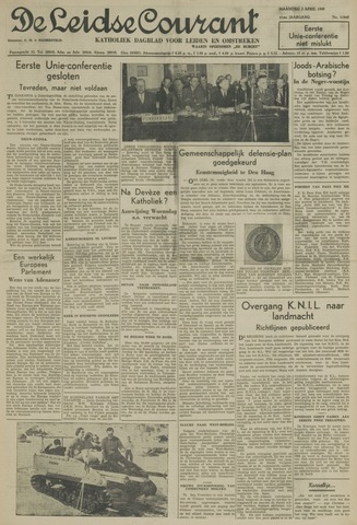 Leidse Courant 1950-04-03