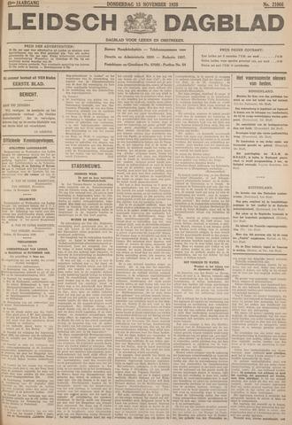 Leidsch Dagblad 1928-11-15