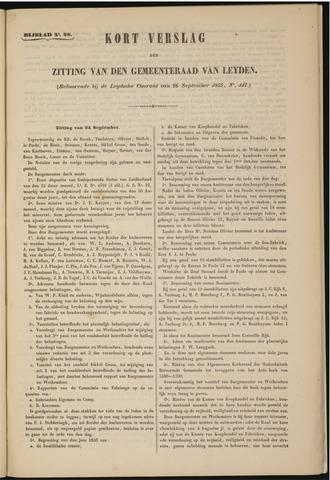 Handelingen van de Raad 1855-09-24