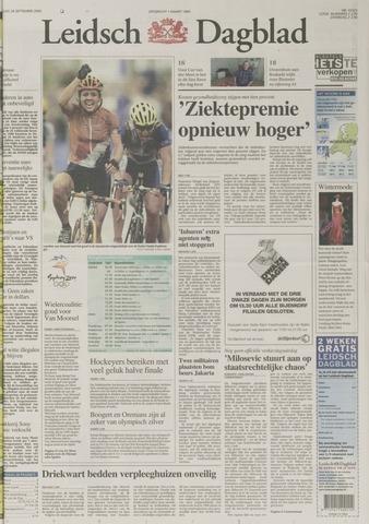 Leidsch Dagblad 2000-09-26