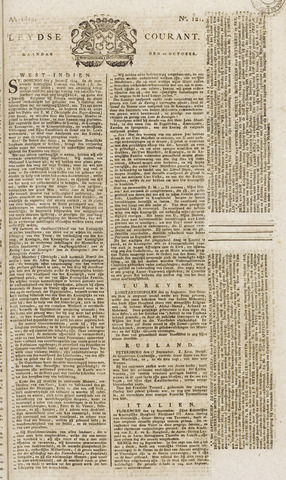 Leydse Courant 1814-10-10