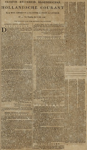Leydse Courant 1795-07-06