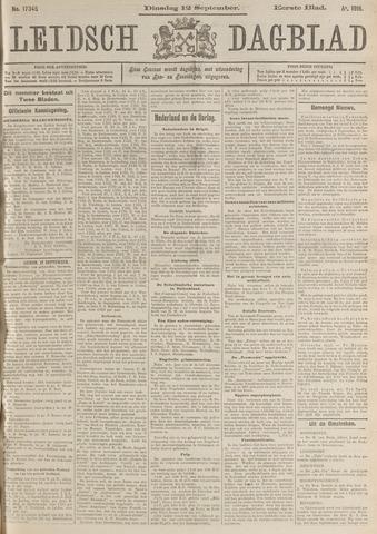 Leidsch Dagblad 1916-09-12