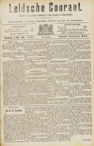 Leydse Courant 1889-05-11