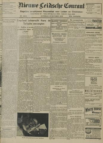 Nieuwe Leidsche Courant 1939-10-21