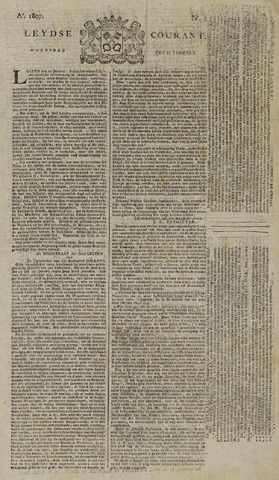 Leydse Courant 1807-01-21