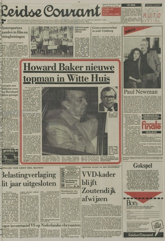 Leidse Courant 1987-02-28