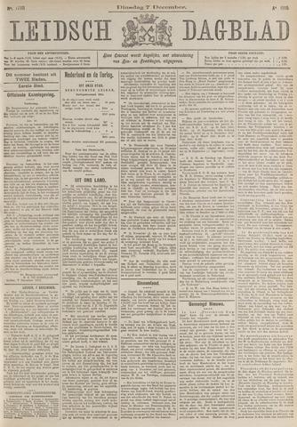 Leidsch Dagblad 1915-12-07