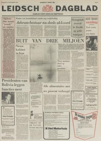 Leidsch Dagblad 1979-11-16
